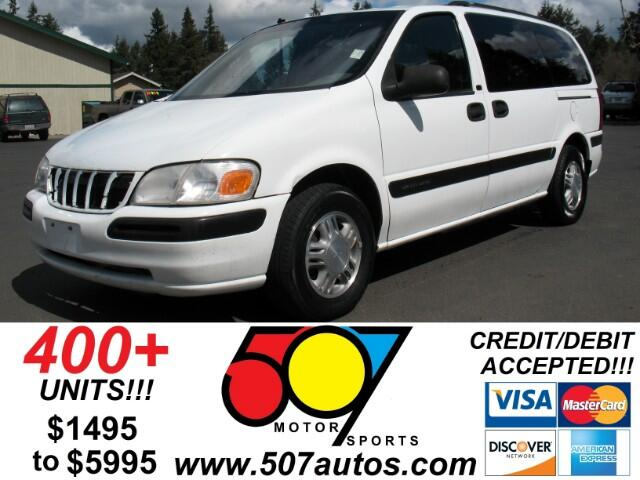 2000 Chevrolet Venture Plus Extended