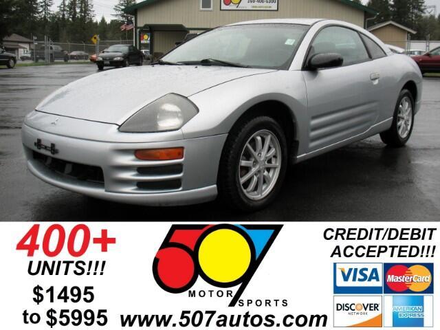 2002 Mitsubishi Eclipse GS