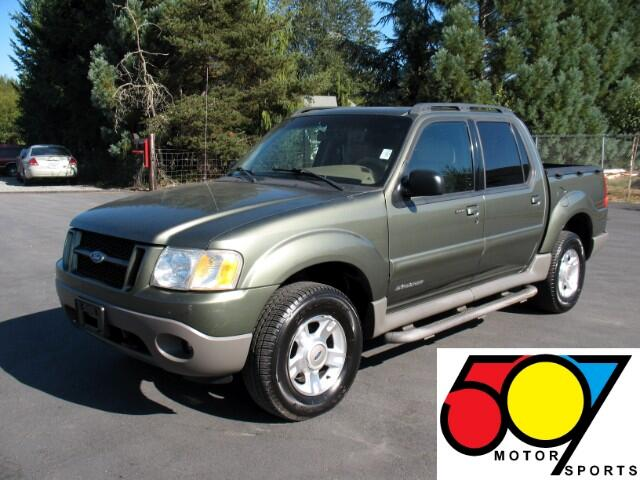 2002 Ford Explorer Sport Trac Limited 4.0L 4WD