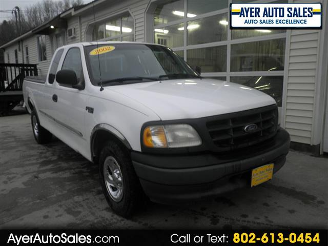 2002 Ford F-150 EXT CAB