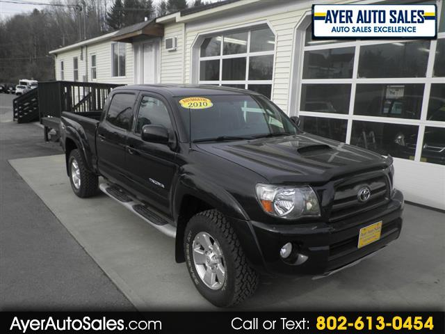 2010 Toyota Tacoma DOUBLE CAB LONG BED