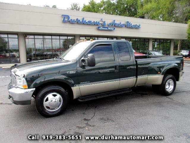 2001 Ford F-350 SD Lariat SuperCab 2WD DRW
