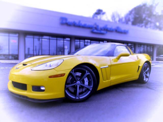 2011 Chevrolet Corvette GS Coupe 1LT