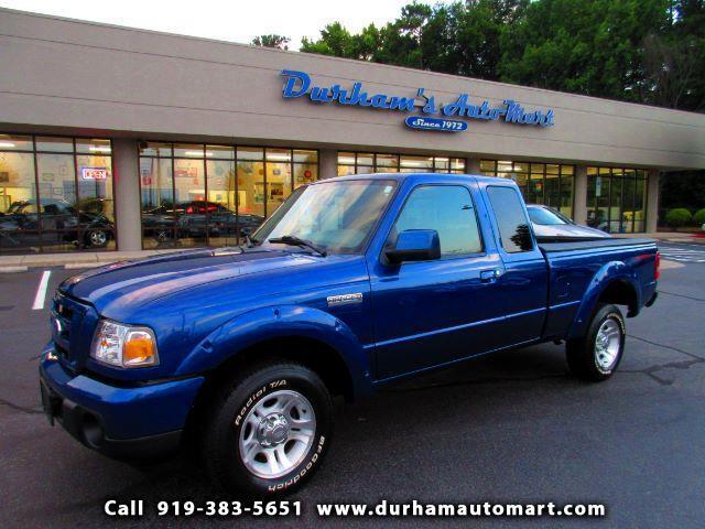 2011 Ford Ranger Sport SuperCab 4-Door 2WD