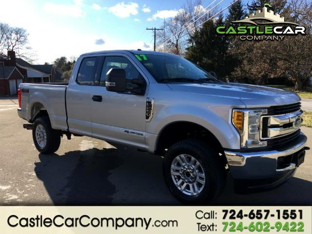 2017 Ford F-250 SD XLT SuperCab Long Bed 4WD