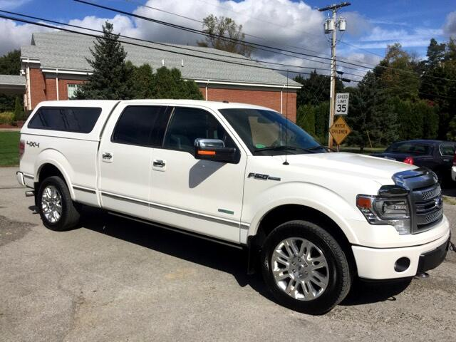 2014 ford f 150 platinum supercrew 4wd used cars in new castle pa 16105. Black Bedroom Furniture Sets. Home Design Ideas