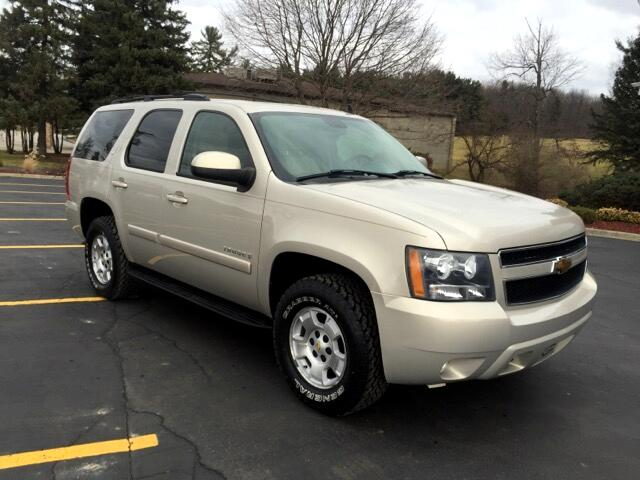 used 2007 chevrolet tahoe lt1 4wd for sale in pittsburgh pa 15202 castle car company. Black Bedroom Furniture Sets. Home Design Ideas