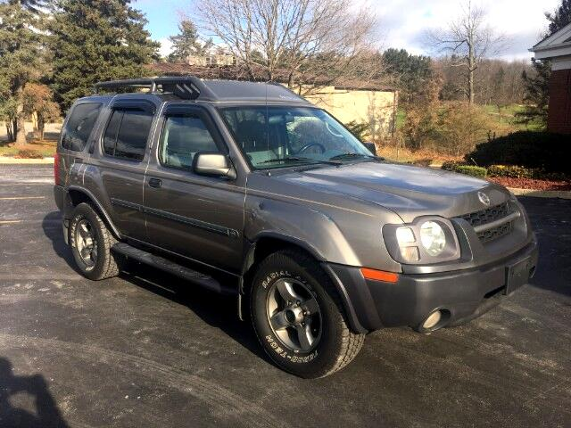 used 2003 nissan xterra xe 4wd for sale in pittsburgh pa. Black Bedroom Furniture Sets. Home Design Ideas