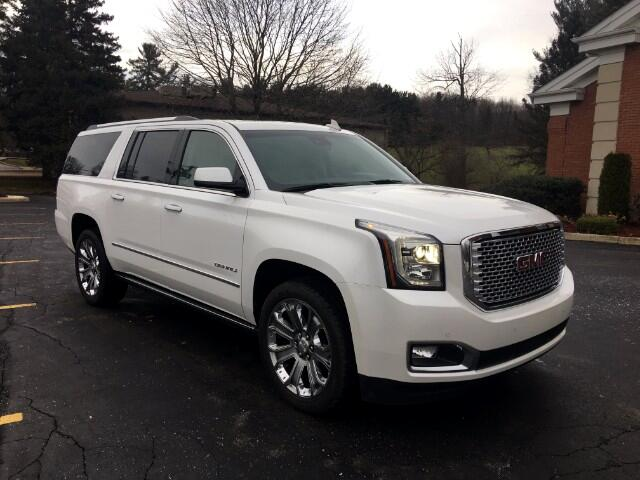used 2016 gmc yukon xl denali 4wd for sale in pittsburgh pa 15202 castle car company. Black Bedroom Furniture Sets. Home Design Ideas