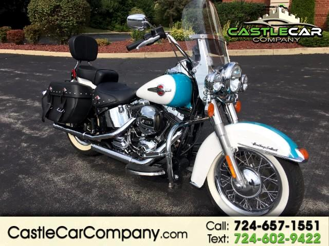 2016 Harley-Davidson FLSTCI heritage softtail classic