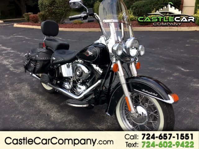 2012 Harley-Davidson FLSTCI HERITAGE SOFTAIL CLASSIC