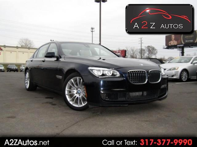 2013 BMW 750Li xDrive 750Li xDrive