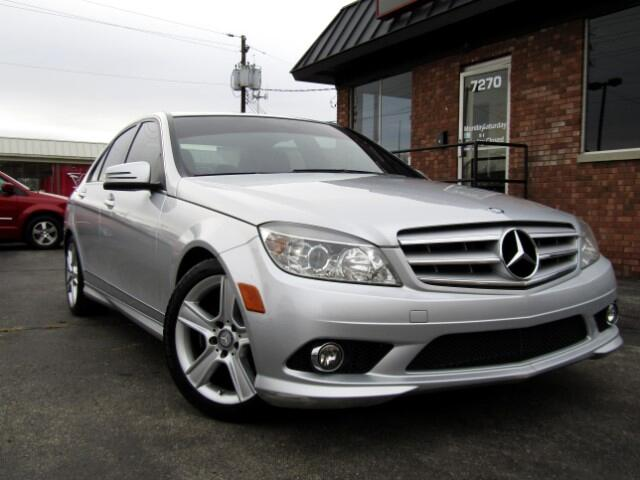 Used 2010 mercedes benz c class c300 4matic sport sedan for Used mercedes benz c300 4matic for sale