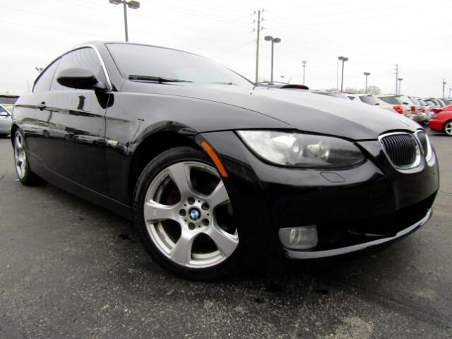 2008 BMW 3-Series 328i xDrive Coupe - SULEV