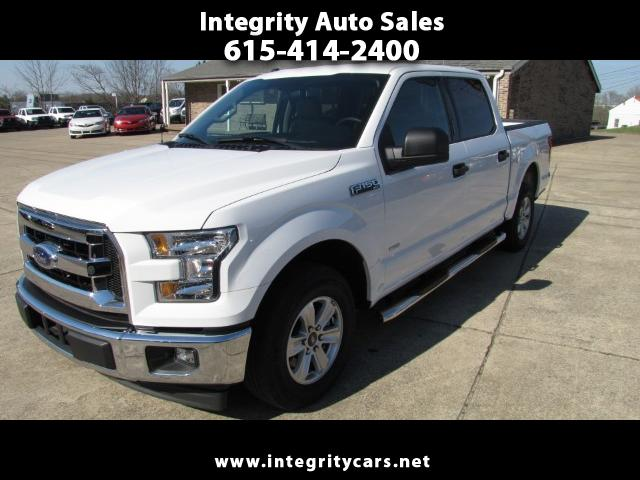 2017 Ford F-150 XLT Crew Cab 5.5-ft. Bed 2WD