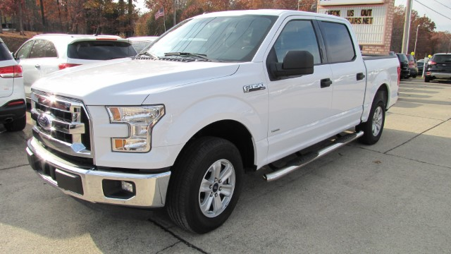 2016 Ford F-150 XLT SuperCrew 5.5-ft. Bed 2WD