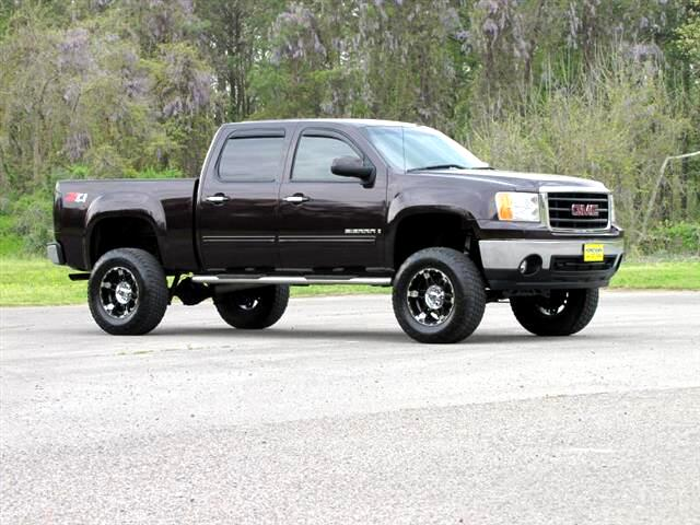 used 2008 gmc sierra 1500 slt crew cab 4wd for sale in. Black Bedroom Furniture Sets. Home Design Ideas