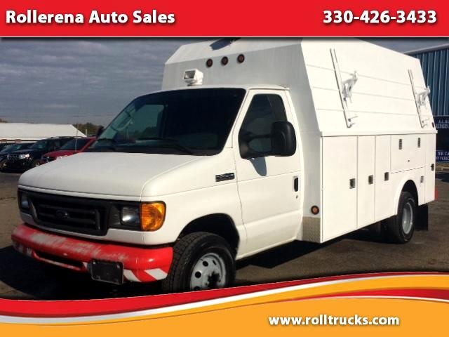 2006 Ford E-450 Utility Truck