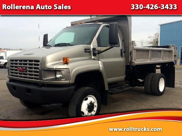 2006 GMC C4500 Dump Truck