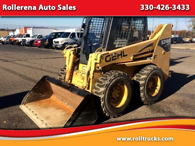2010 Gehl SL5240E Skid Steer Loader