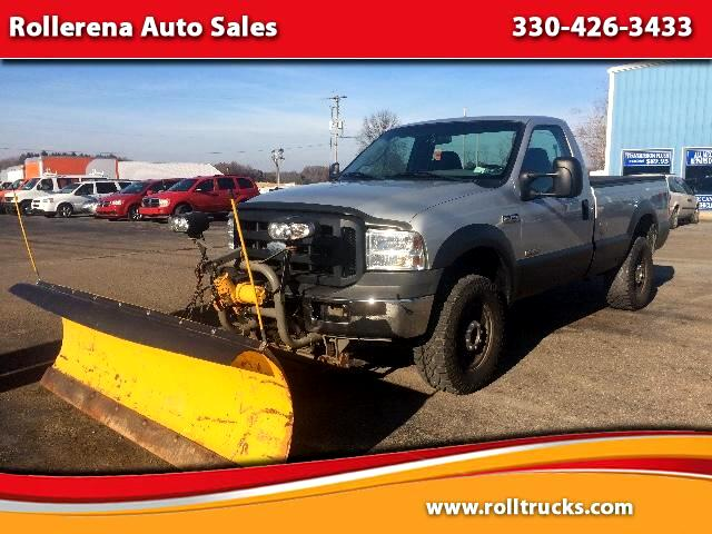 2007 Ford F-250 SD XL 4WD