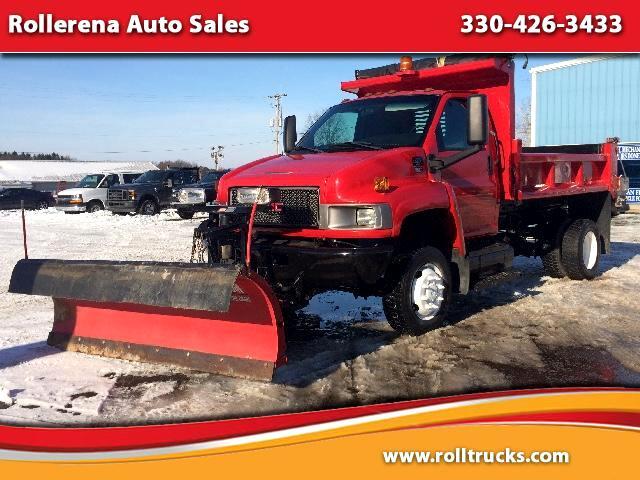 2008 GMC C5500 Dump Truck