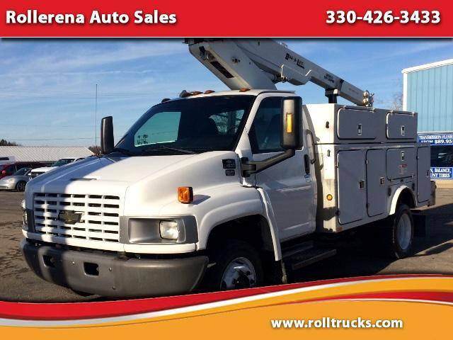 2005 Chevrolet C4500 Bucket Truck
