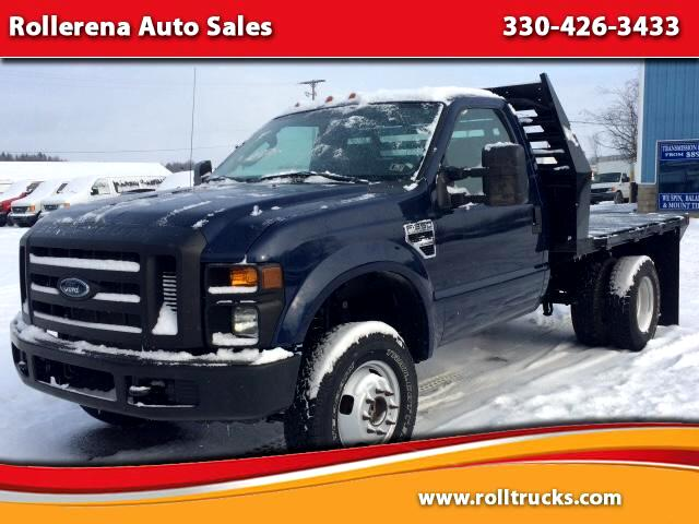 2008 Ford F-350 SD XL DRW 4WD
