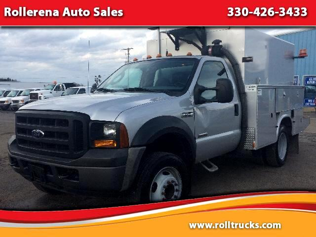 2007 Ford F-450 SD Regular Cab 2WD DRW