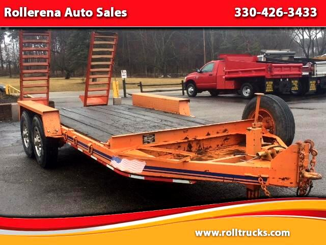 1990 Eager Beaver Tag A Long Trailer AP12