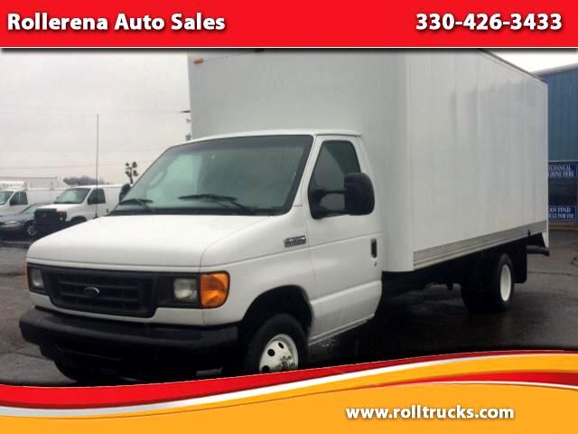 2006 Ford E-350 Box truck