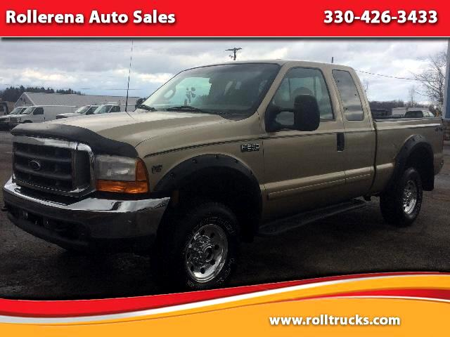 2001 Ford F-250 SD XLT SuperCab 4WD