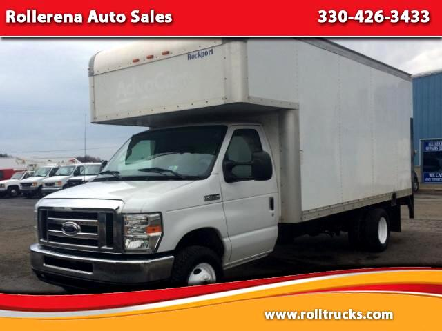 2013 Ford E450 Box Truck