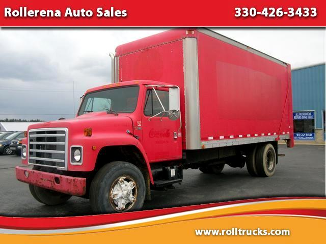 1987 International 1954 Box Truck