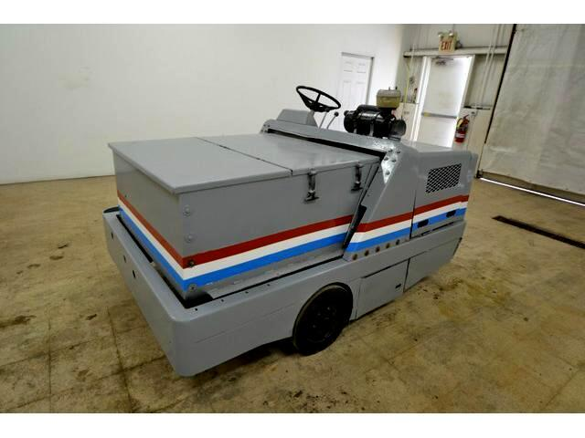 1998 Commercial American Lincoln Sweeper