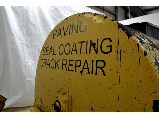 1970 Commercial Seal Coater Crack Sealer