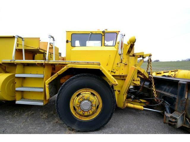 1984 Walters VDUS Plow Truck