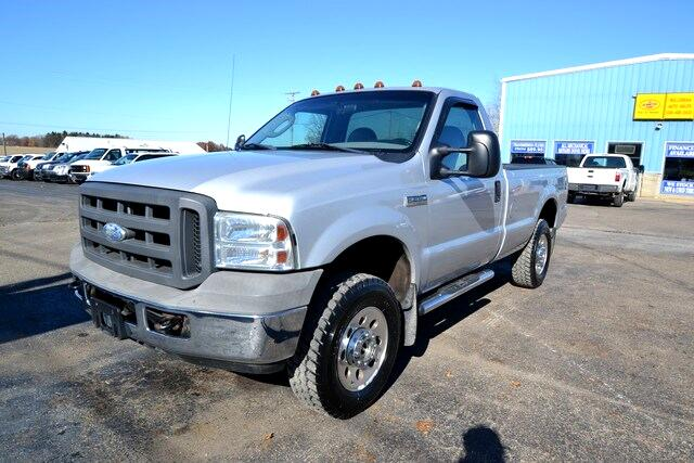 2005 Ford F-250 SD XL 4WD