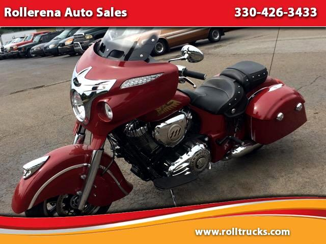 2014 Indian Chief Chieftain