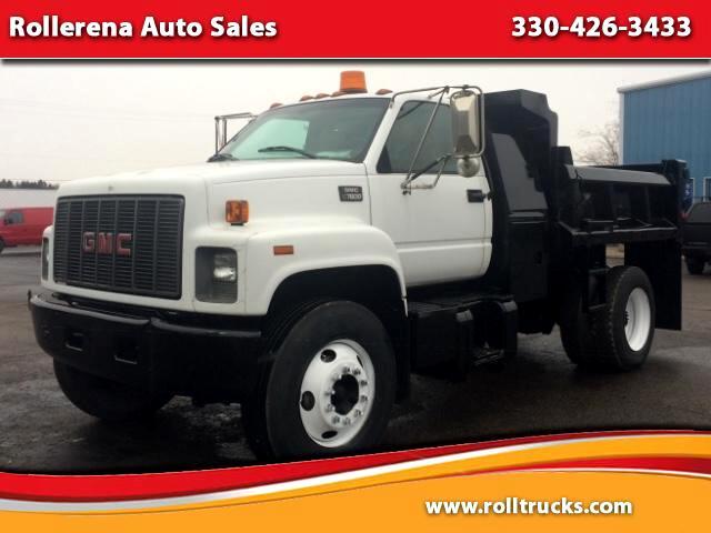 1998 GMC C7500 Dump Truck