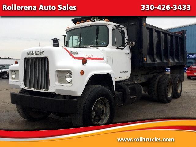 1981 Mack RD688S Dump Truck