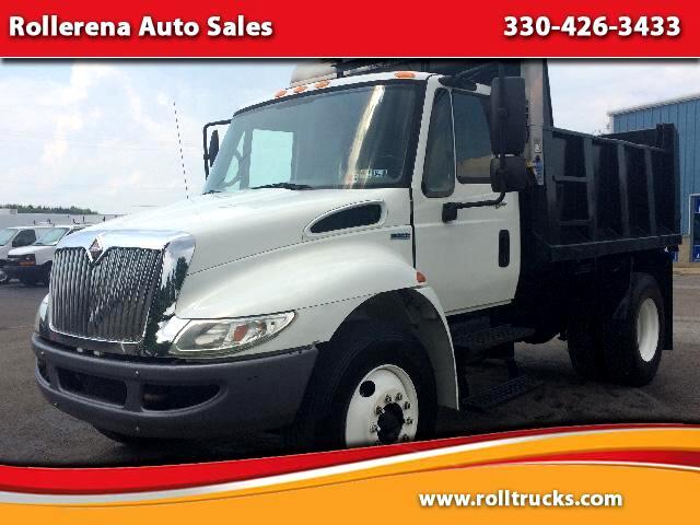 2008 International 4300 Dump Truck