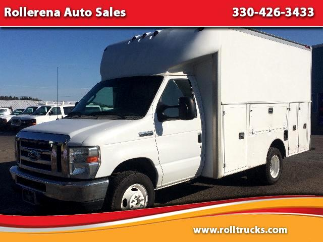 2008 Ford E350 Enclosed Utility