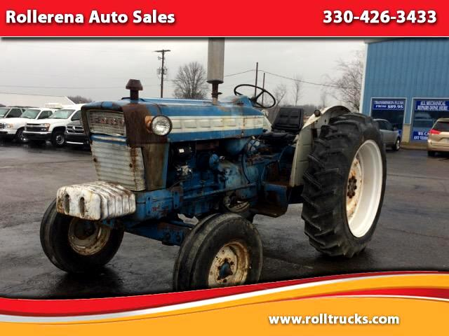 1962 Ford Tractor 5000