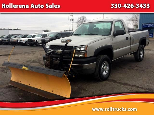 2004 Chevrolet Silverado 2500HD Long Bed 4WD