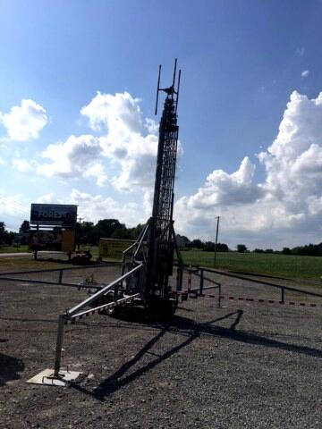 2001 Other Other AllTech Cell Phone Tower Trailer