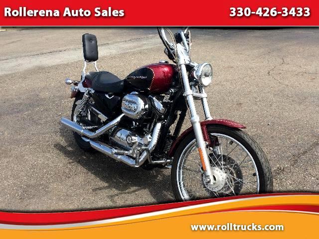 2005 Harley-Davidson XL 1200C Motorcycle