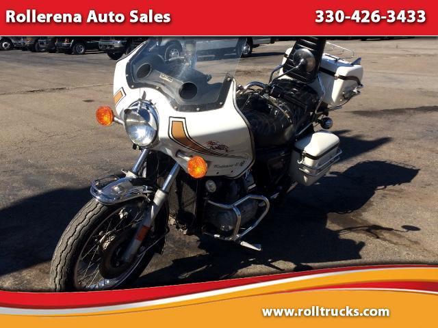1977 Honda Goldwing Motorcycle