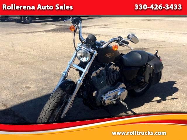 2010 Harley-Davidson XL883L Motorcycle