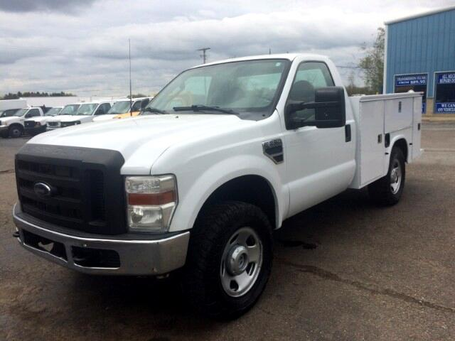 2009 Ford F-250 SD XL 4WD